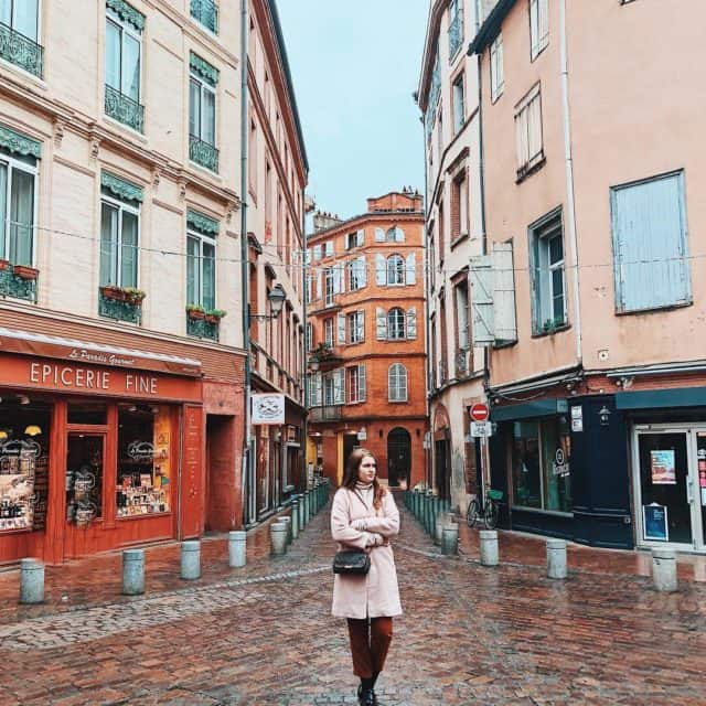 Toulouse greeted us with rainy weather but nonetheless the cityhellip