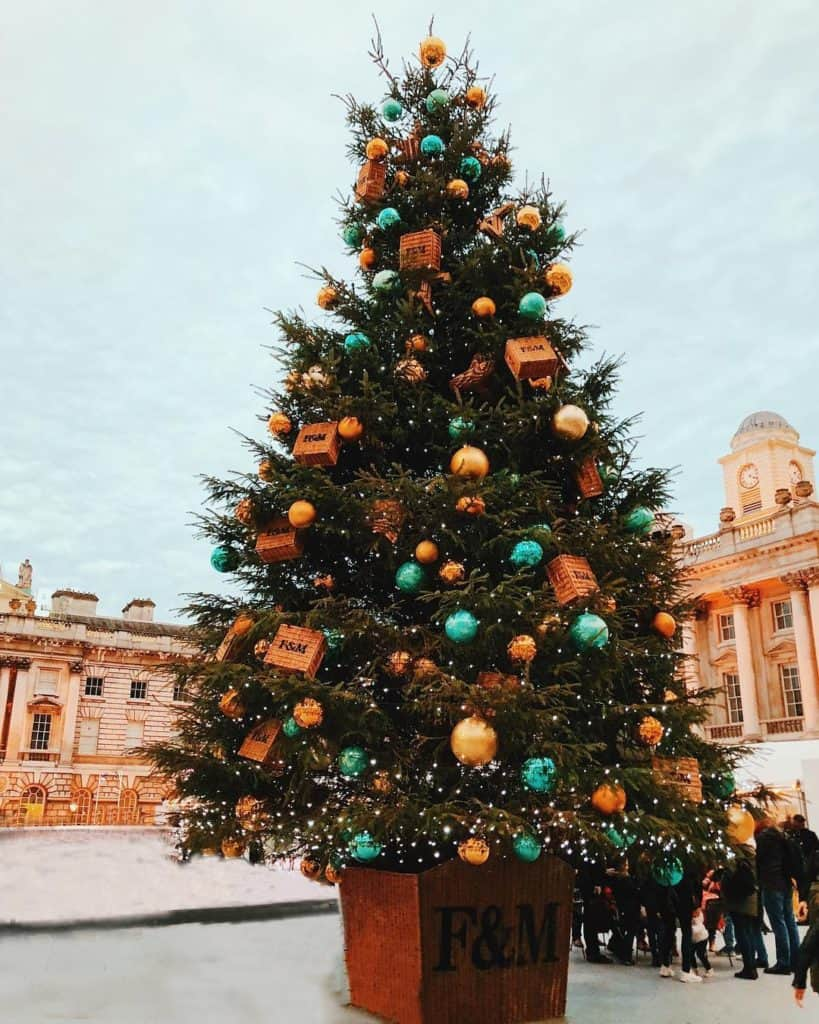 Best Christmas spots to visit in London   Christmas Markets, Lights & Shops