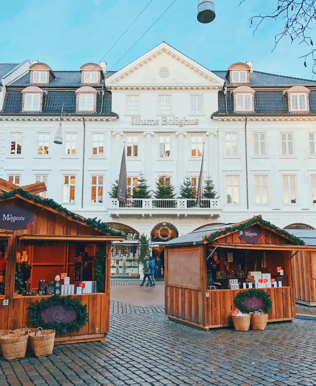 Christmas Markets in Aarhus