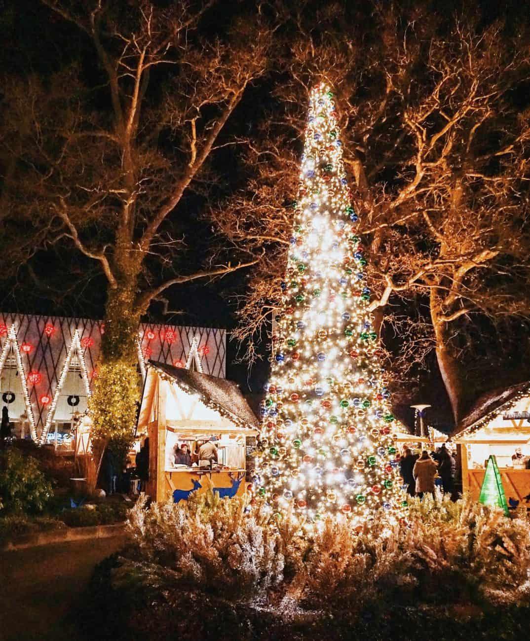 Christmas Markets in Aarhus - Tivoli