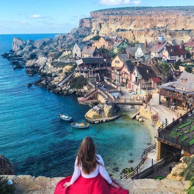 Stunning Popeye Village Malta