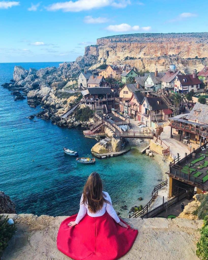 Stunning Popeye Village, Malta