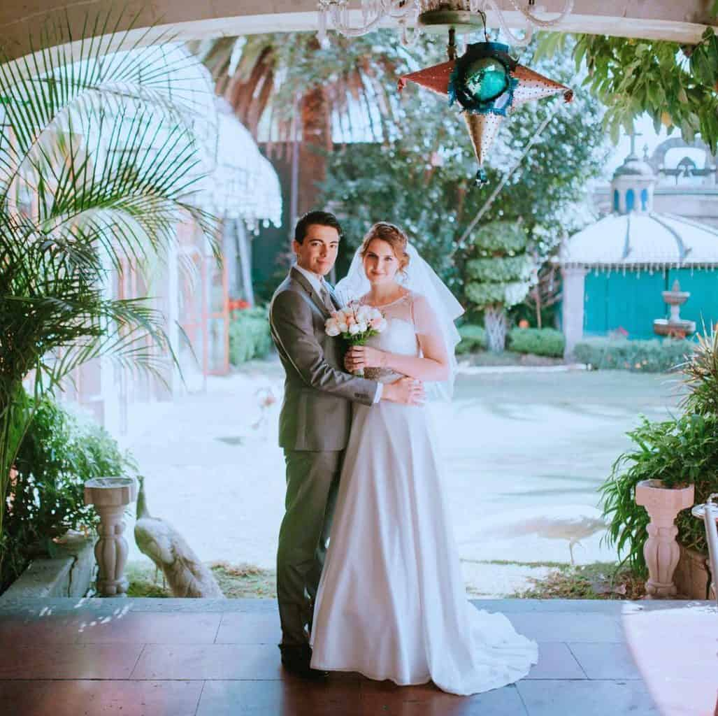 Our wedding in Mexico. Honeymoon in Mexico