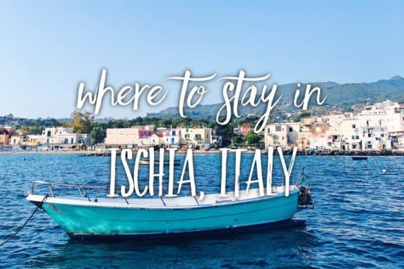 Where to stay in Ischia - best hotels for an unforgettable vacation in Ischia