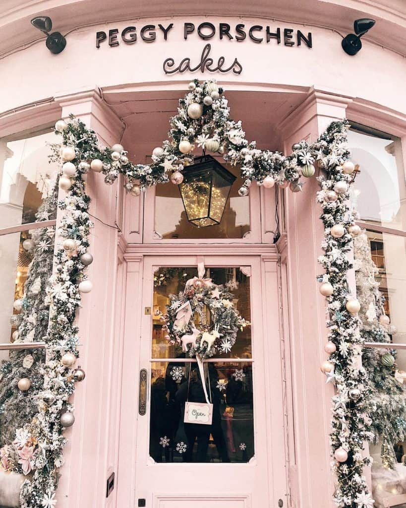 Most instagrammable places in London - Peggy Porshen Cakes
