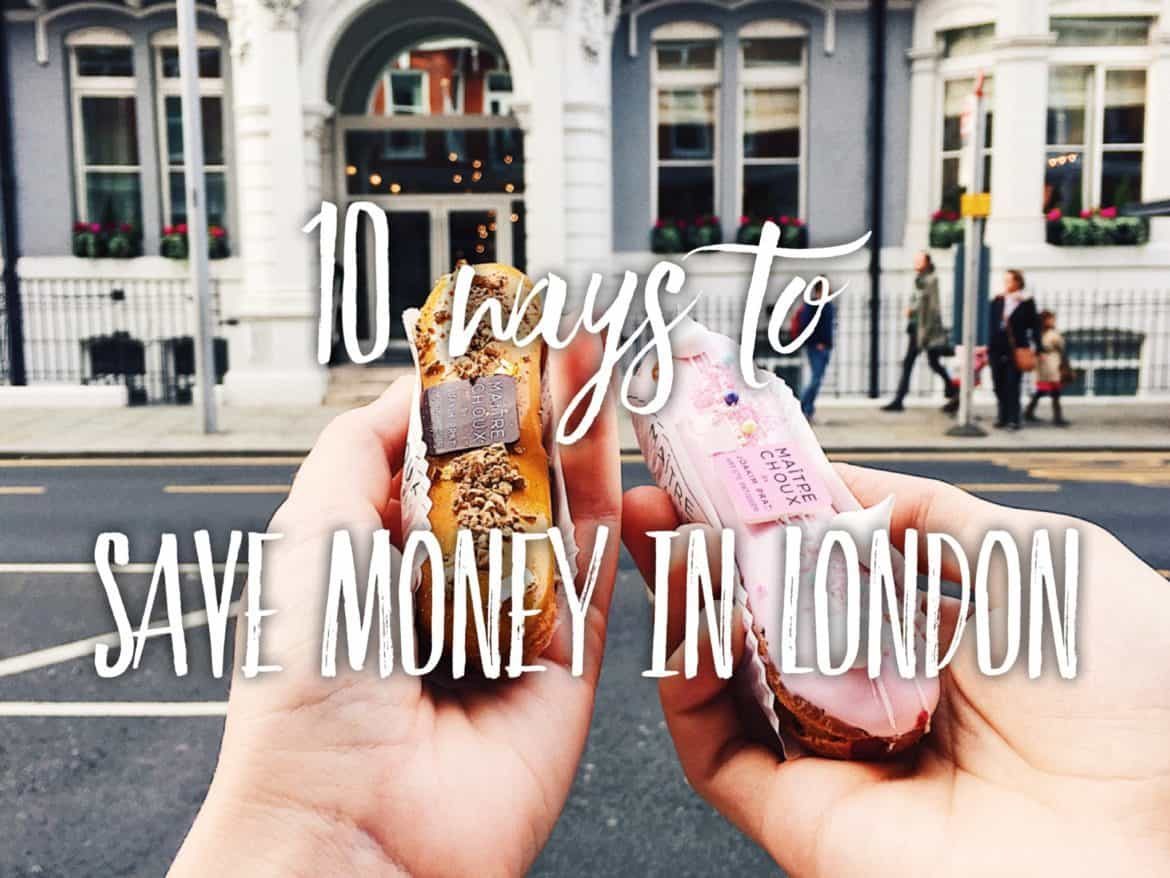10 ways to save money in London: theatre, food, cinema etc