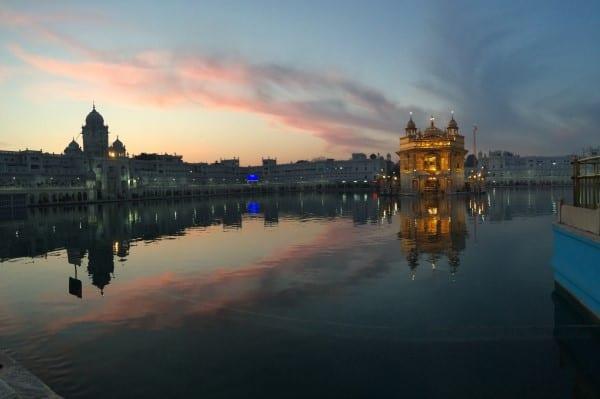 Amritsar Temple