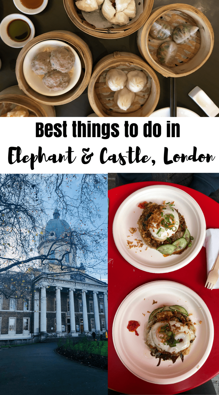 Best things to do in Elephant & Castle