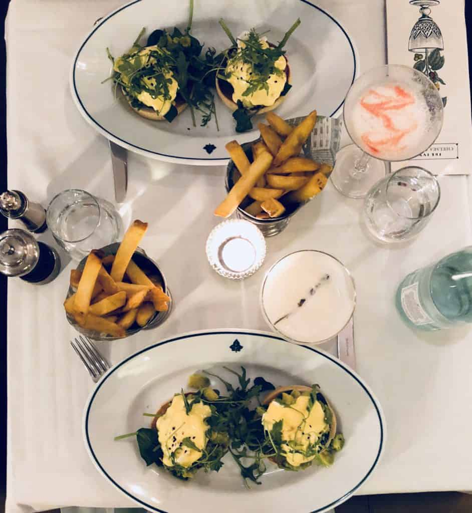 The Ivy - 10 best brunch spots in London that you need to visit