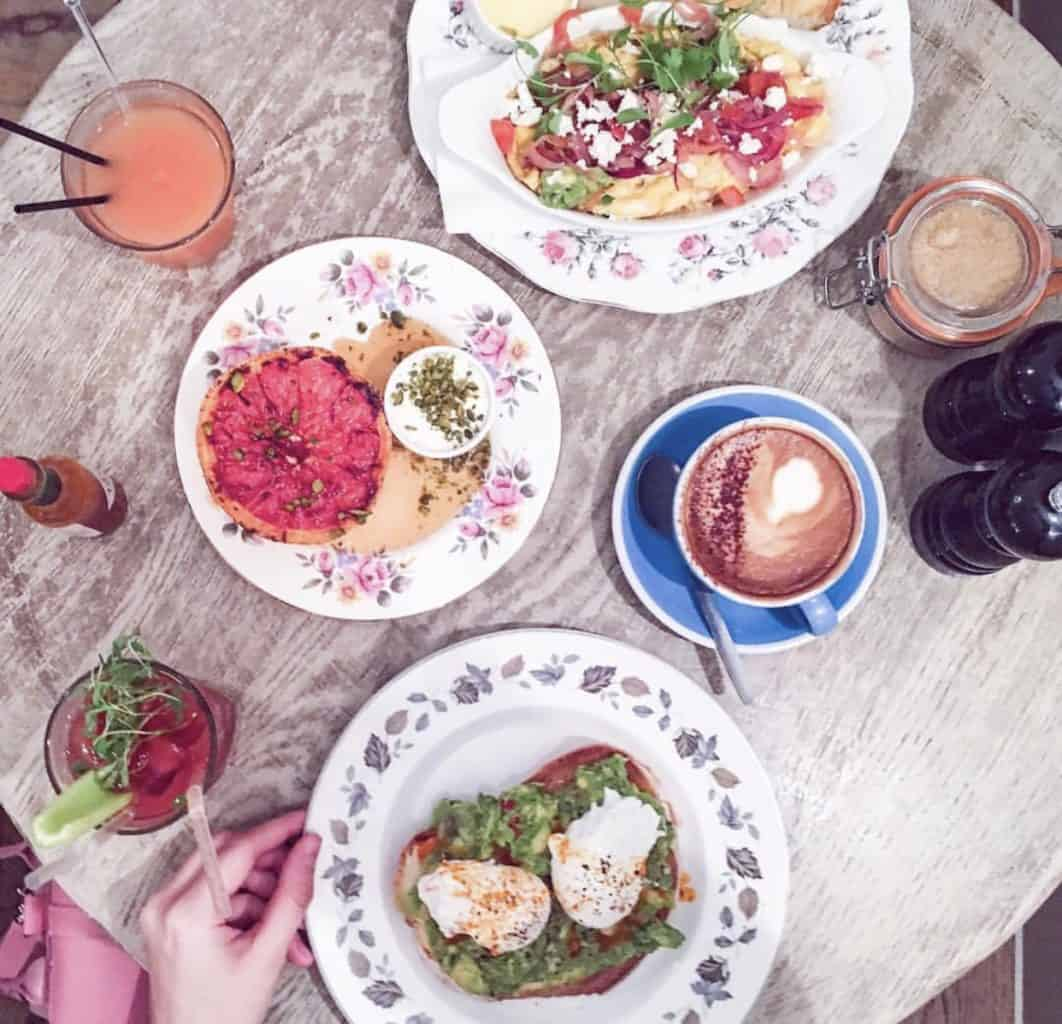 Eggbreak - 10 best brunch spots in London that you need to visit