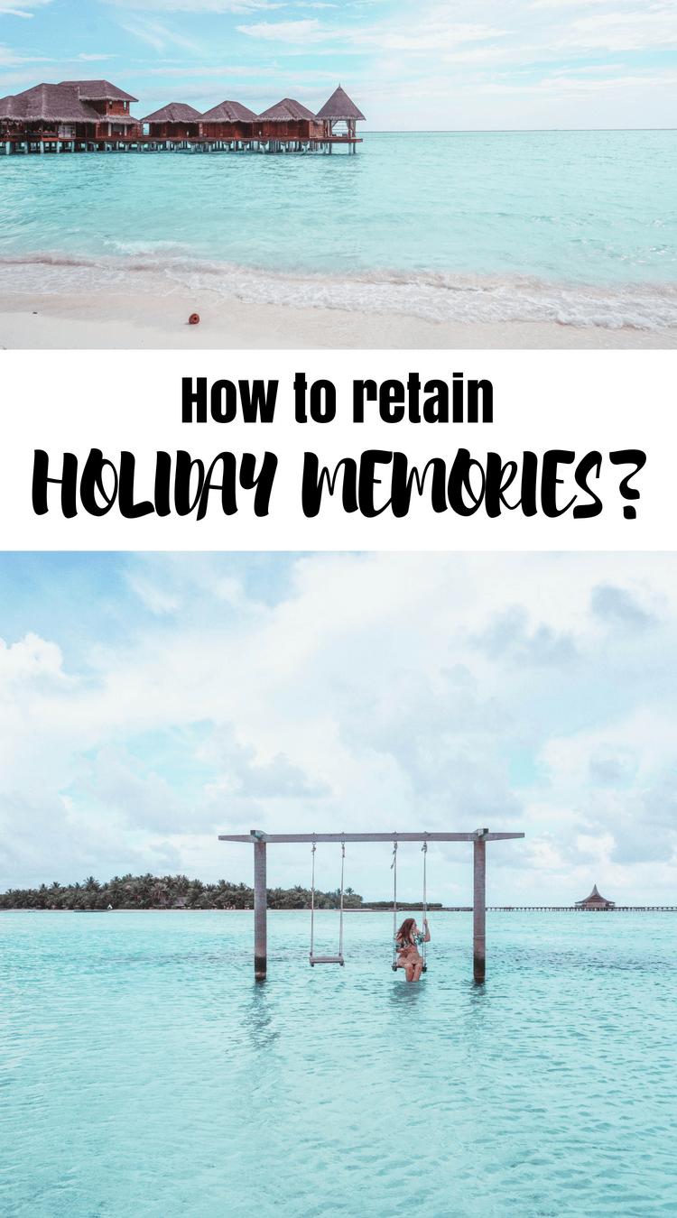How to Retain Holiday Memories: Digital Amnesia, Synaesthesia and TUI Sensatori
