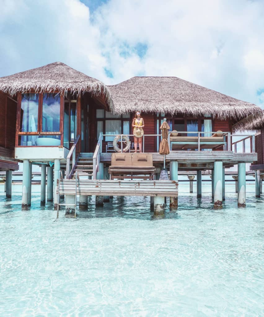How to pick a resort in Maldives, Water Villa