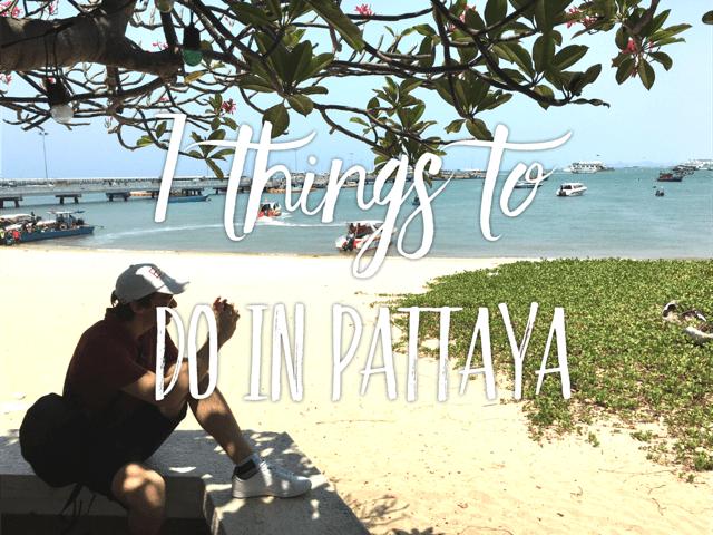things to do in Pattaya