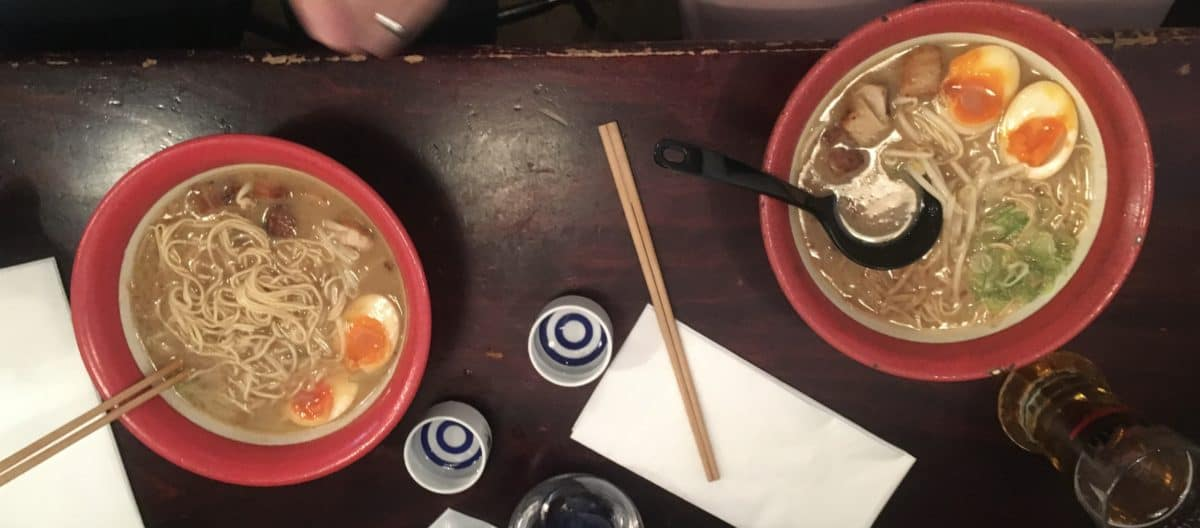 Bone Daddies London - best ramen in London