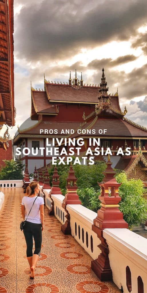 Pros and Cons of living in Southeast Asia as Expats