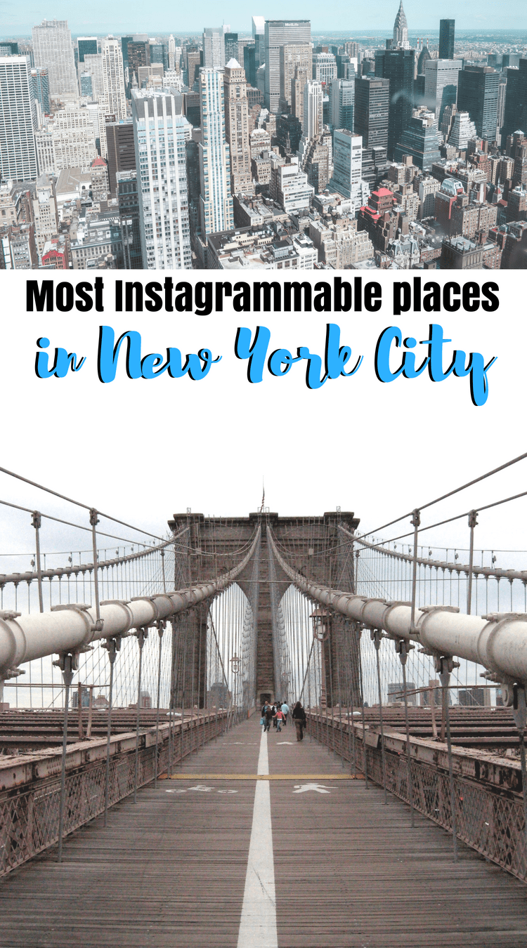 Most instagrammable places in nyc blogger 39 s guide to new for Things to do in nyc next weekend