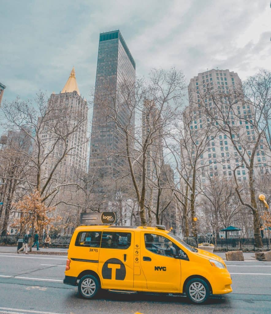 Instagrammable places in New York City
