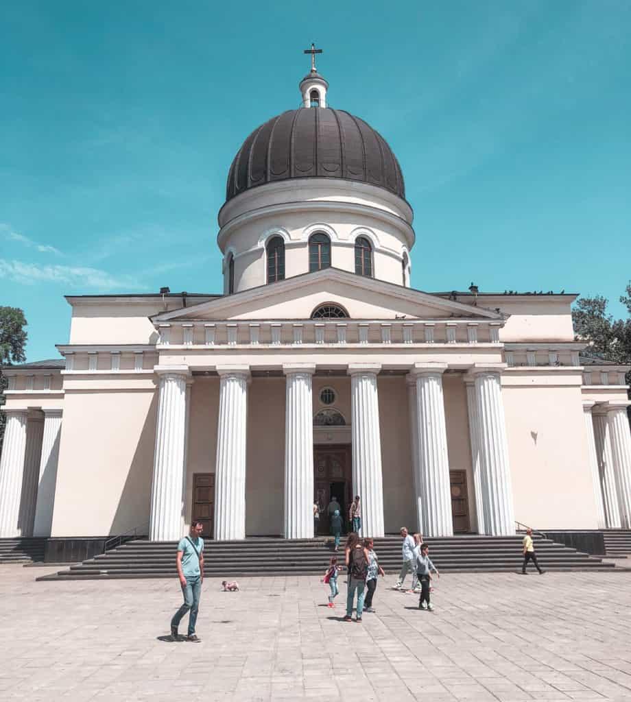 Chisinau or Kishinev