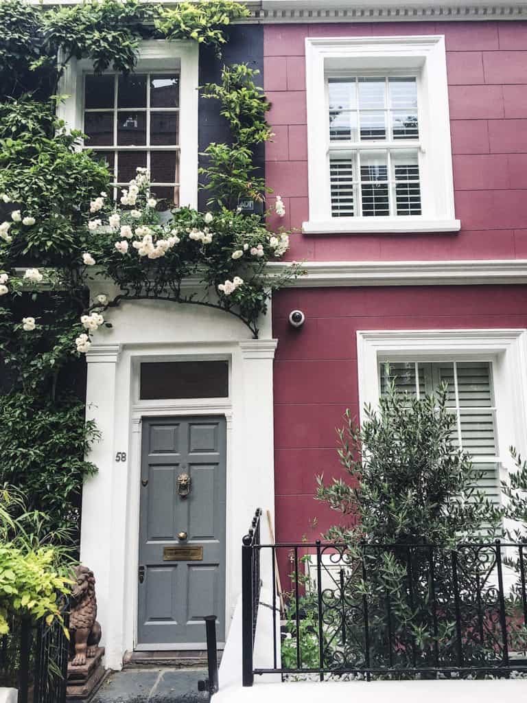 Notting Hill photography walk in London [best places in Notting Hill]