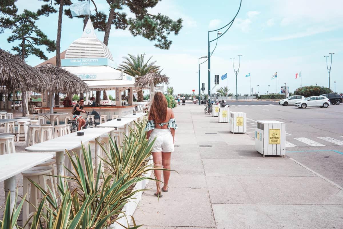 best beaches Italy adriatic coast