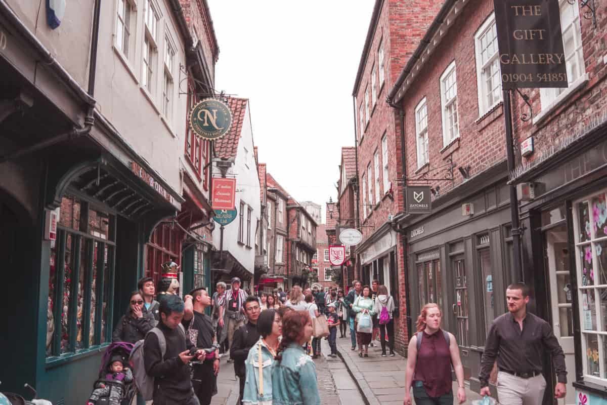 Weekend in York: optimal itinerary & where to eat in York