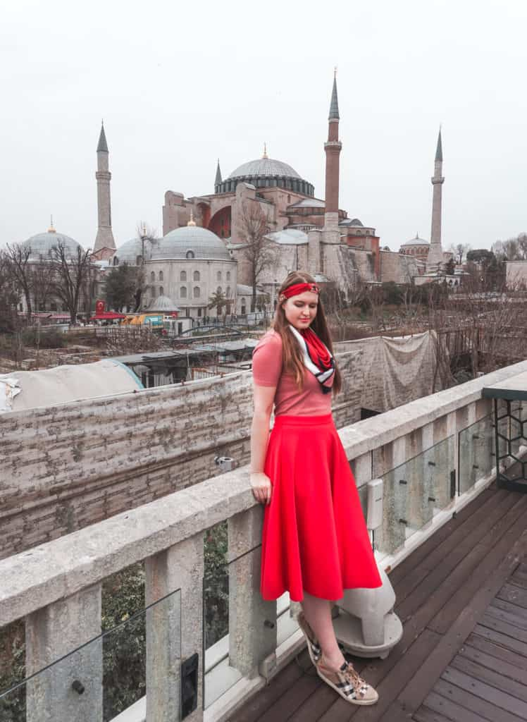 the most Instagrammable spots in Istanbul, Turkey i