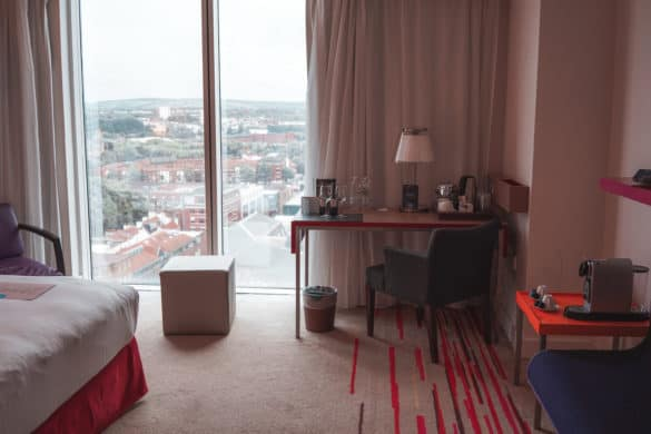 Radisson Blu Bristol Review [Best panoramic views of Bristol]