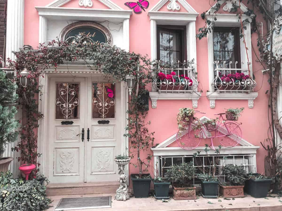 Insta-worthy spots in Istanbul
