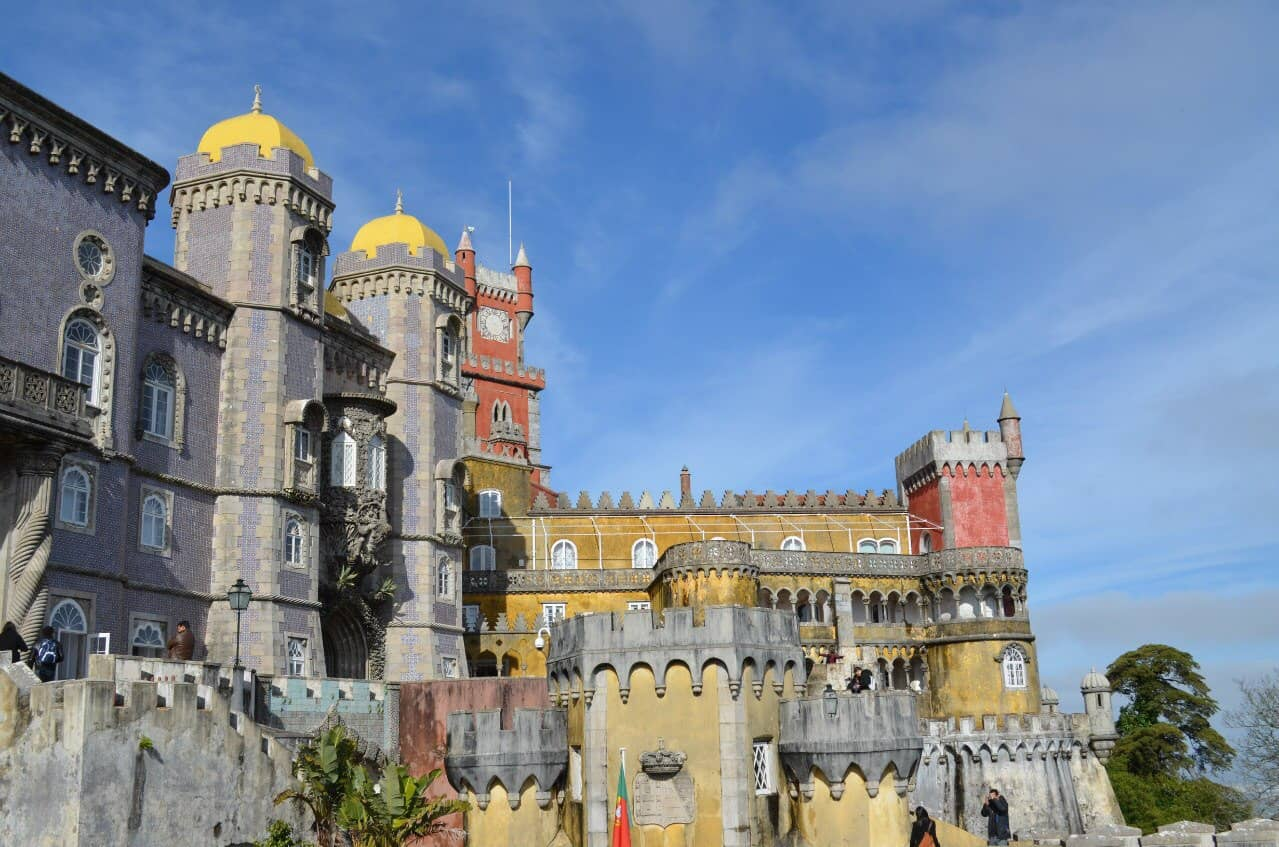 Instagrammable castles in Europe