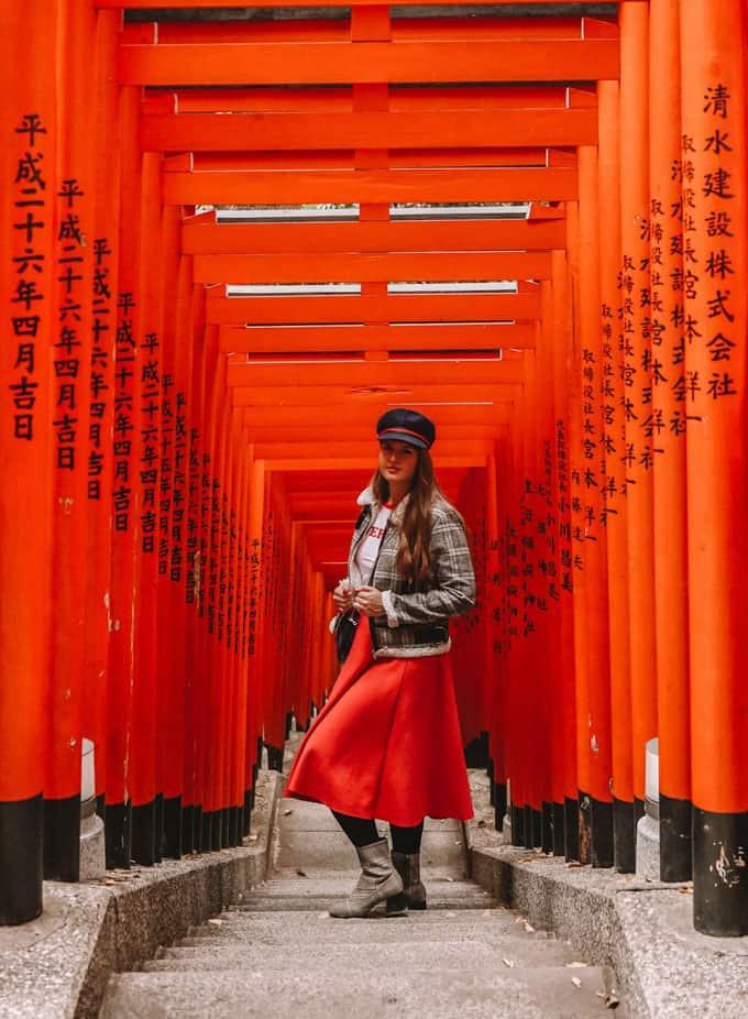 Instagrammable spots in Tokyo