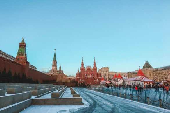 Is Moscow safe? Safery rules in Russia
