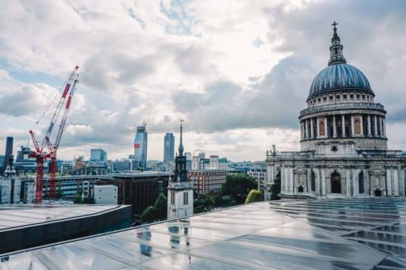 The most instagrammable spots in London - photo locations in London