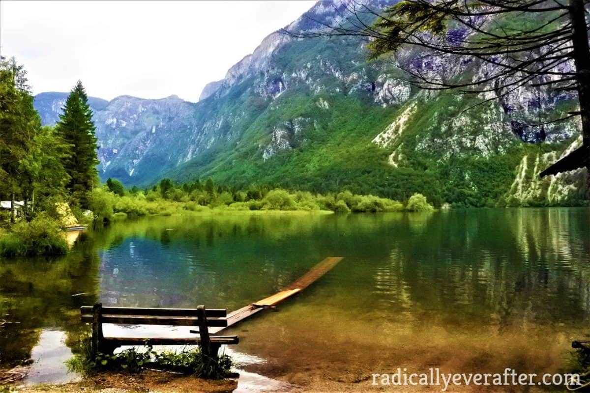 Instagrammable places in Slovenia