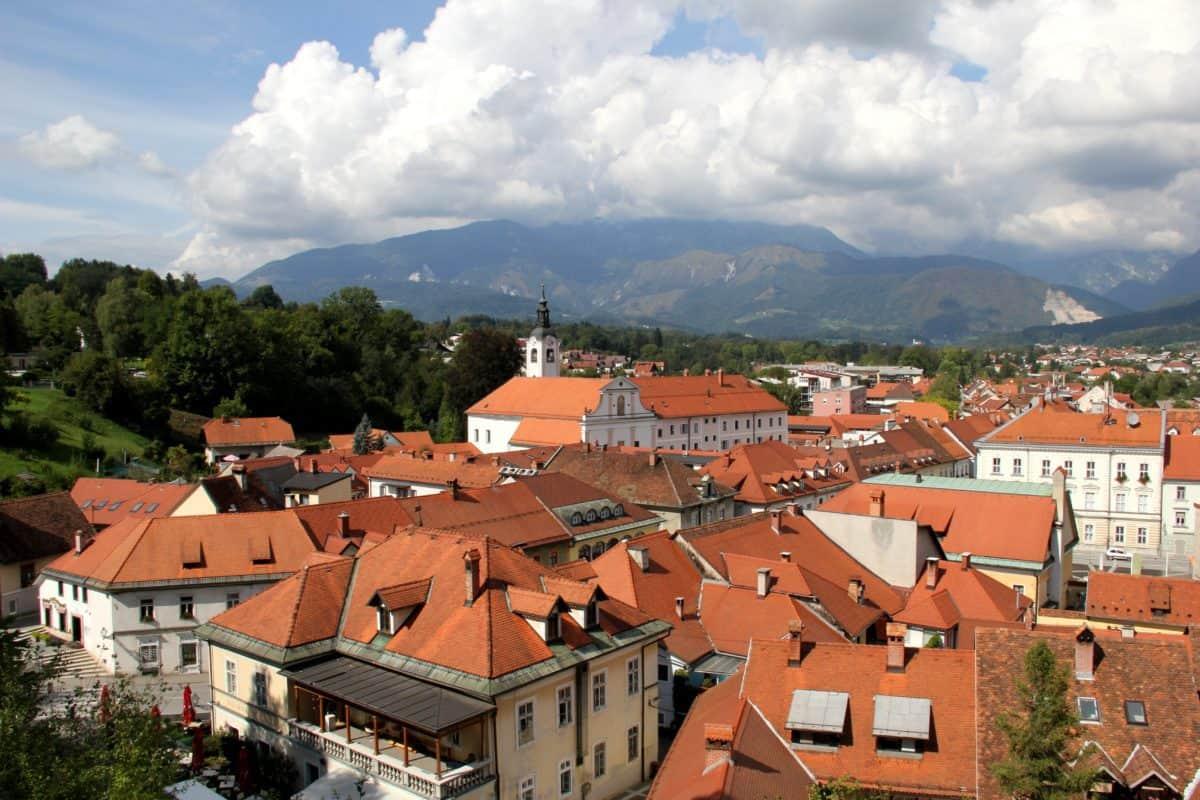 top destinations in Slovenia