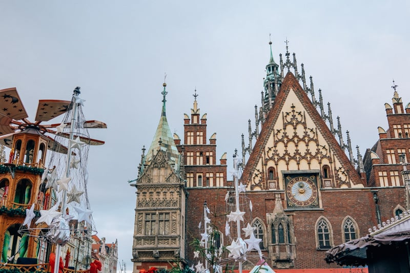 Weekend in Poland: trip to Wroclaw and Krakow. Christmas Markets in Poland in December