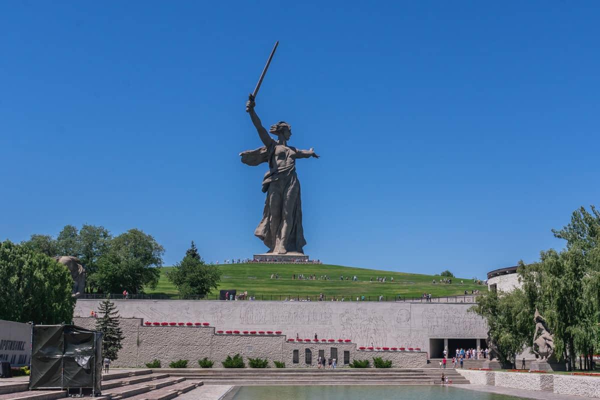 Volgograd Stalingrad