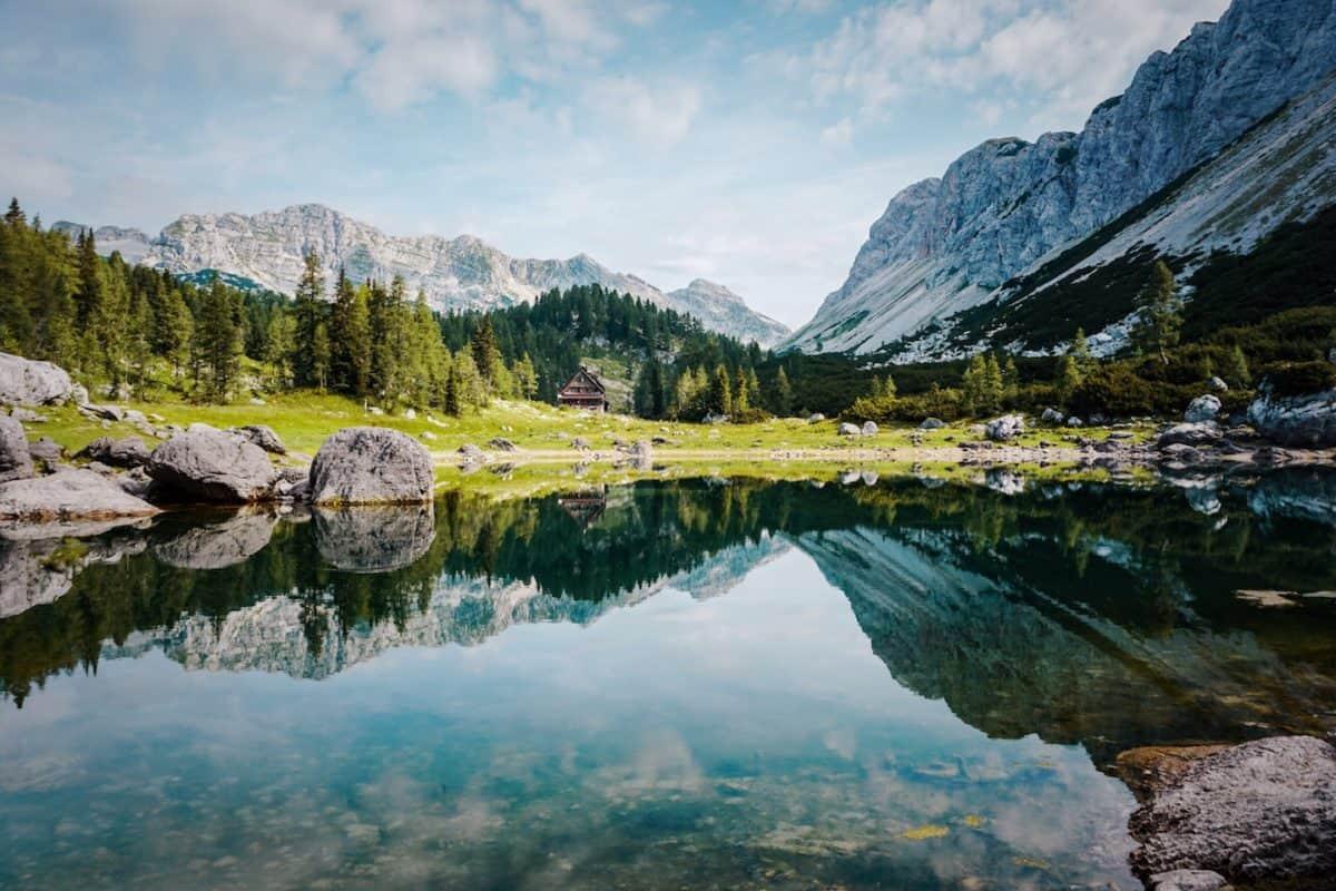 most photogenic spots in Slovenia