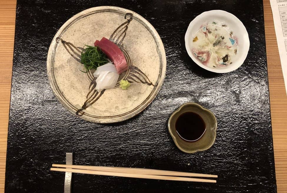 Michelin star restaurant in Japan