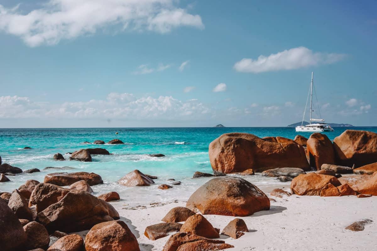 Anse Lazio Photo locations in Seychelles