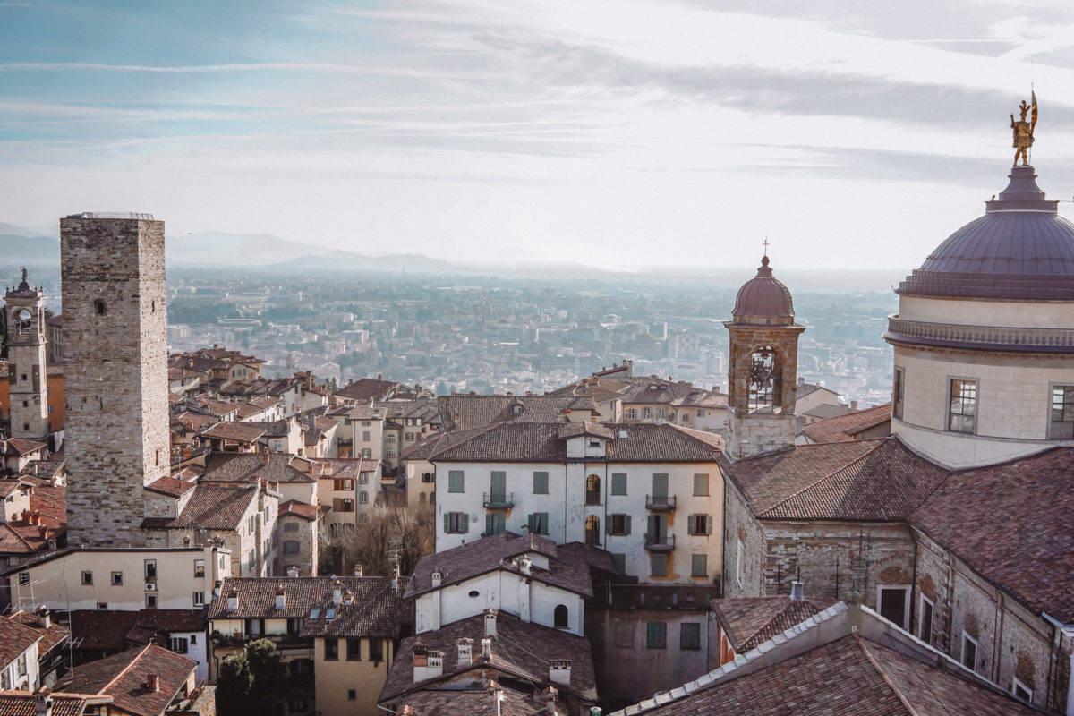 Photo locations in Bergamo