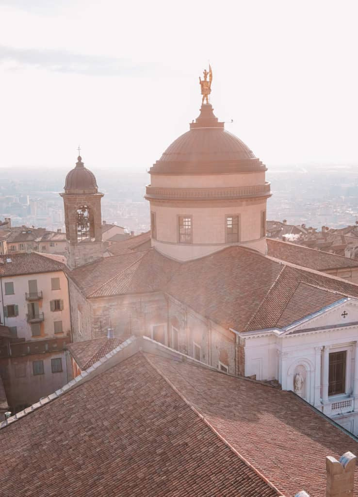 Instagrammable places in Bergamo, Italy