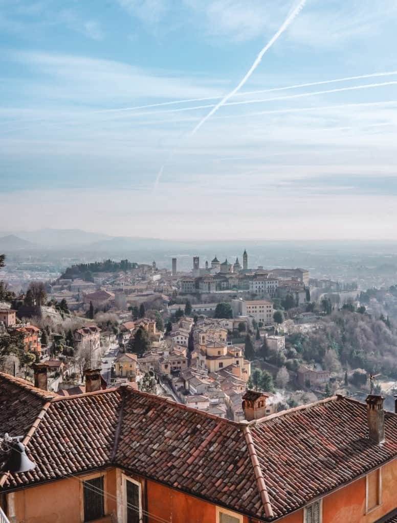 Photo locations in Bergamo