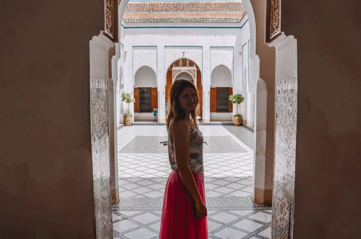 Morocco itinerary for 4 days: from Rabat to Marrakech