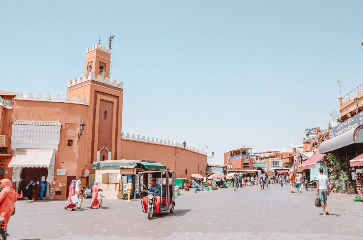 Things to do in Marrakech. 4 days in Morocco