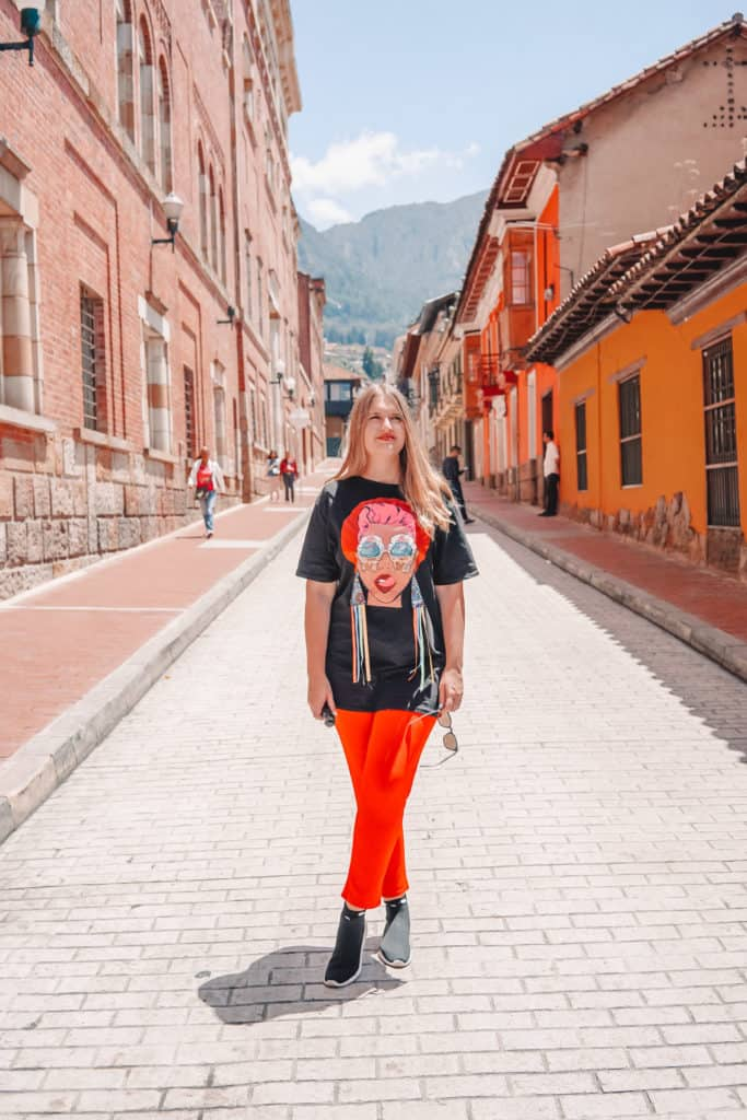Most instagrammable places in Bogota