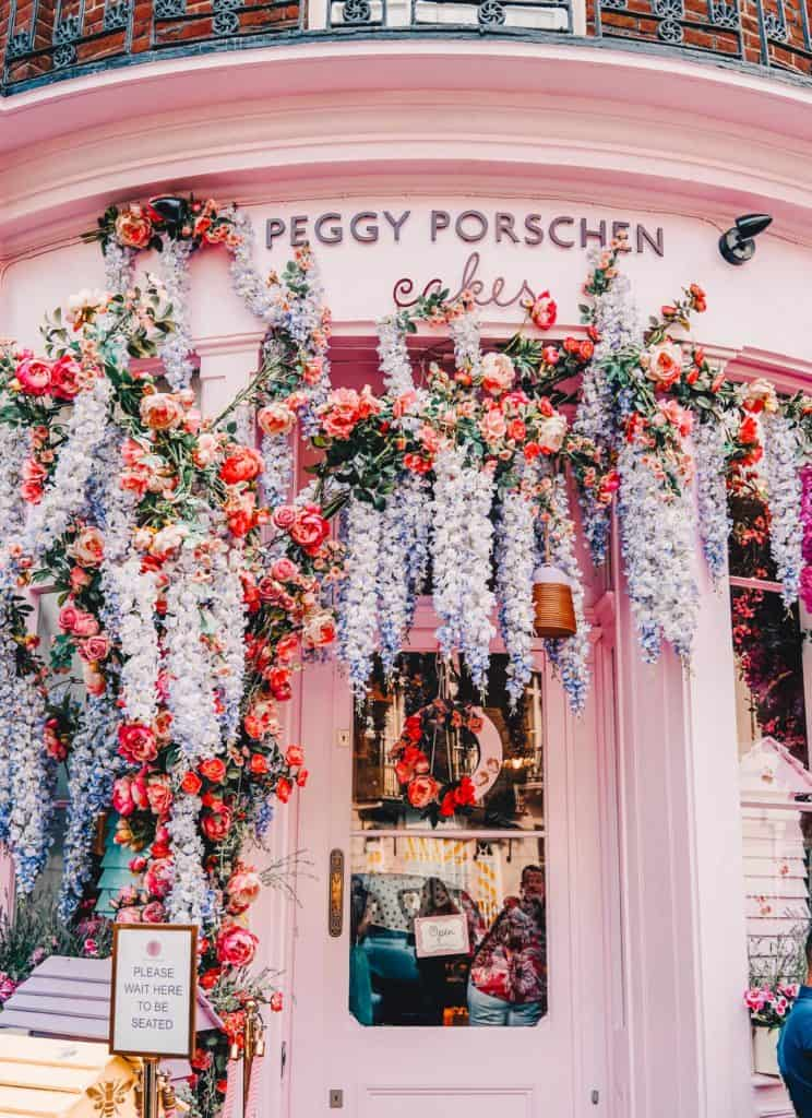 The complete guide to the instagrammable places in London