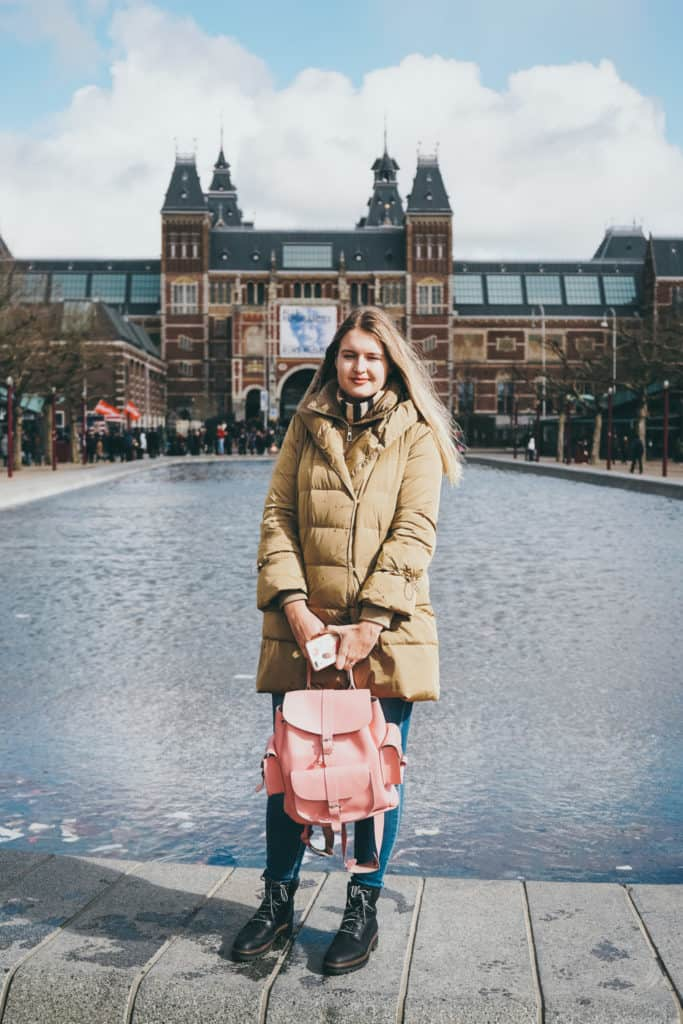 Best photo locations in Amsterdam