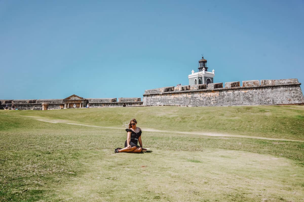 Instagrammable places near Old San Juan: