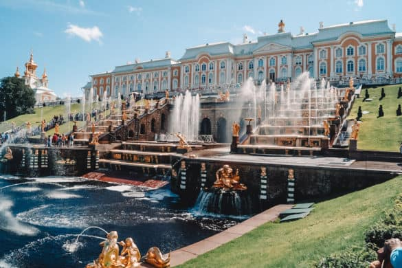 Best museums in St. Petersburg, Russia