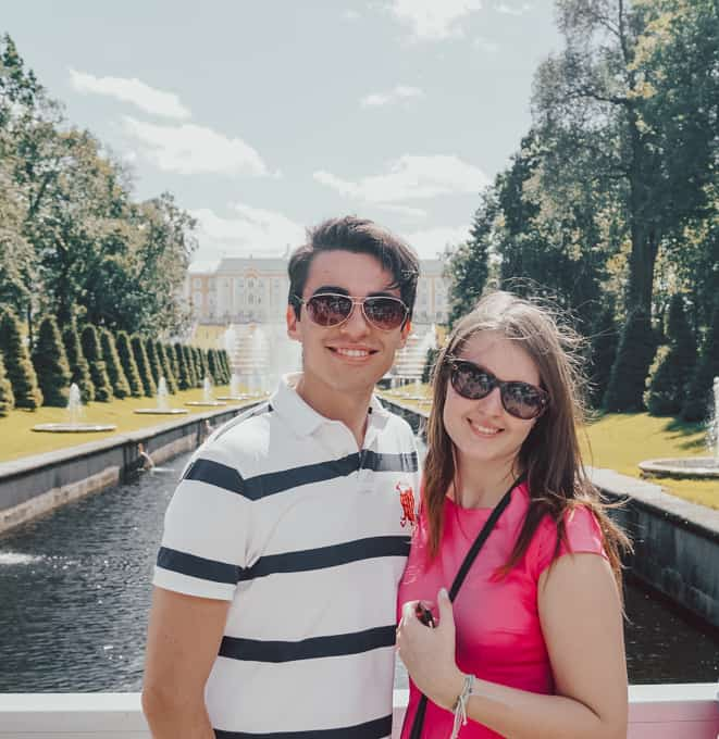 How to get to Peterhof